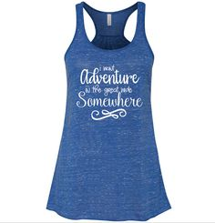 Belle Shirt  I Want Adventure In the Great by ShopQueenofHeartsCo