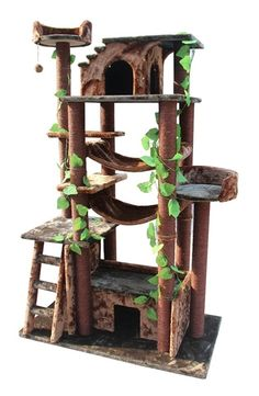 ... Build your own cat tree on Pinterest | Cat trees, Cat tree plans and