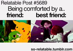 "relevant ""Pull yourself together!"" you don't know how many times my bff and I have said this to each other :)""Pull yourself together!"" you don't know how many times my bff and I have said this to each other :) Funny Relatable Memes, Funny Jokes, Hilarious, Relatable Posts, Funny Gifs, Memes Humor, Funny Cute, The Funny, Youre My Person"