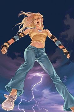 /Karolina Dean aka Lucy in the Sky