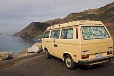 West Coast - Vintage Surfari Wagons