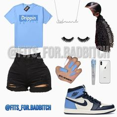 Swag Outfits For Girls, Cute Comfy Outfits, Teenage Girl Outfits, Cute Casual Outfits, Teen Fashion Outfits, Teenager Outfits, Girly Outfits, Dope Outfits, Stylish Outfits