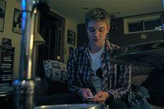 Byron, drum fun