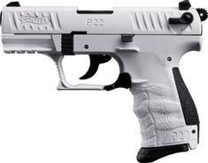 Walther P22Q White Edition - looks like a Storm Trooper gun. Weekday do you think of this?