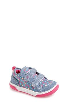 Stride Rite 'Dalis' Sneaker (Baby, Walker & Toddler) available at #Nordstrom