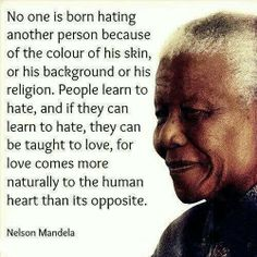 Nelson Mandela- love this quote. RIP