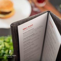 Menu Design, Barkarte, Barfood Menu Design, Small Plates, Fine Dining, Bar Menu, Food Menu