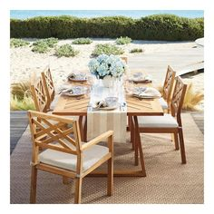 Teak Beach Chair Patio Furniture Pinterest Chairs And Outdoor