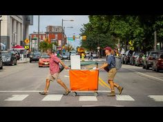 Hear from some students and their families as they settle in to their new home on Temple's main campus in Philadelphia, Pennsylvania. Dorm Life, Moving Day, Pennsylvania, Philadelphia, Temple, University, Street View, Student, Education