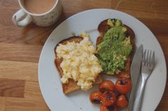 I could eat this for breakfast everyday