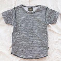 kidscase striped baby tee