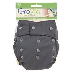 The GroVia one-size diaper is a revolution in cloth diapering. GroVia innovative shell design minimizes diaper waste and cost. Includes one-sized shell cover. Cloth Diaper Detergent, Prefold Cloth Diapers, Cloth Diapers For Sale, Best Cloth Diapers, Reusable Diapers, Free Diapers, Cloth Diaper Pattern, Diaper Pail, Disposable Diapers