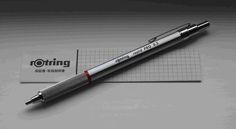 rotring pencil
