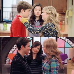 ICarly Freddie och Carly dating fantom