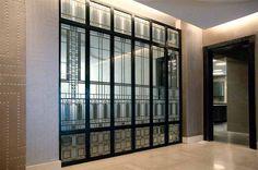 HONKY-TONK VITRAIL : un vitrail, des vitraux… pour la decoration interieure des baies vitrees, bow-windows, verandas de la maison