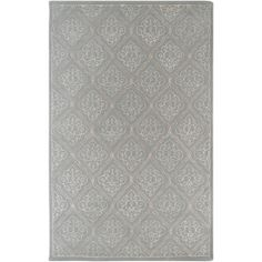 The Candice Olson Modern Classic area rug offers sophisticated good looks. Design by Candice Olson. 100 percent New Zealand wool. Style # at Lamps Plus. Grey And White Rug, White Area Rug, Gray, Blue Area, Modern Area Rugs, Contemporary Area Rugs, Grey Rugs, Beige Area Rugs, Wool Area Rugs