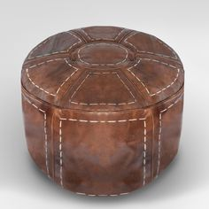 Bean Bag Chairs For Adults Moroccan Pouffe, Moroccan Cushions, Ottoman Stool, Pouf Footstool, Poufs, Bench Furniture, Space Furniture, Things To Do At Home, Eclectic Design