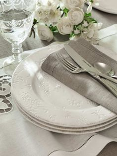 Приборы для стола  Wedding/Morning Table set  SIA home fashion
