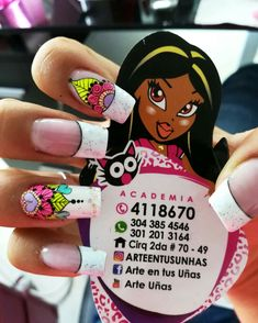 Nails, Finger Nails, Enamels, Short Nail Manicure, Nail Manicure, Floral Nail Art, Ongles, Nail