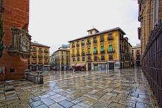 Plaza de las Pasiegas GRANADA