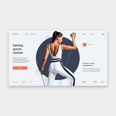 Minimal Web Design, Fitness Design, Fitness Logo, Website Design Layout, Website Designs, Website Ideas, Agadir, Web Sport, Fitness Websites