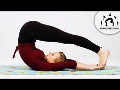 Упражнение для спины: вытяжение и укрепление Видео от пользователя Olga Sagay на Youtube