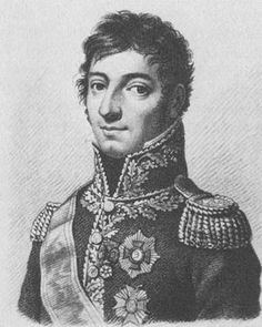 General Charles Lefebvre-Desnouettes (1773-1822) was a gifted Napoleonic cavalry commander. Sentenced to death after Napoleon's 1815 abdication, Lefebvre-Desnouettes fled to the United States where he settled miserably in Alabama. He finally received permission to return to France, only to meet a tragic end on the journey home.