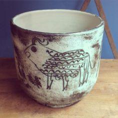 Ceramique de Jacques BLIN.  Parfait état  #jacquesblin  #forsale  #paulbertserpette