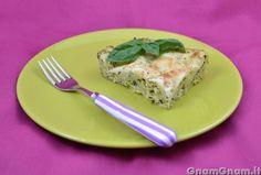 • Lasagne al pesto - Ricetta Lasagne al pesto di GnamGnam