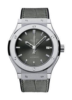 Classic Fusion Racing Grey Zirconium Automatic watch from Hublot