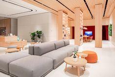 LinkedIn Sofa, Couch, Furniture, Design, Home Decor, Settee, Settee, Decoration Home, Room Decor