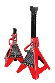 Torin T46002A Double Locking Stands 6-Ton