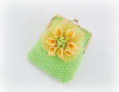 Green clutch green purse formal clutch bridesmaid by styledonna