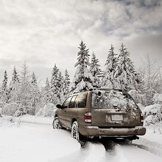 <p>Chances are you bought a four-wheel-drive (4WD) vehicle to avoid getting stuck in snow and ice, mud and sand. But do all the drivers in your family really know when and how to engage the 4WD? Or which gearing (4HI or 4LO) is best for which driving conditions?</p> <p>Photo Credit: Getty Images/Shaunl