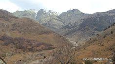 Vega de la Zarza. Garganta de Chilla. Caídas sur de Gredos