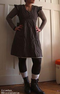 frieda's REtroGALerie: weihnachtskleid.sew.along\finale