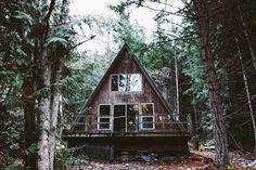 """folklifestyle: """"campbrandgoods: """"Well, we just went from 6 to midnight #cabinporn #campbrandgoods #keepitwild Photo by: @bennnnnnnngie """" Use code """"tumblr"""" for 50% off your order at www.folklifestyle.com """""""