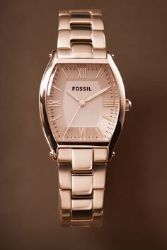 Love Fossil watches.