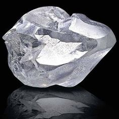 surový diamant