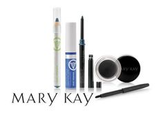 Whether you're rocking a standard cat-eye, a bold color, or a smudged and smoky statement, Mary Kay has the eyeliner you'll need to perfect it! http://www.marykay.com/skatzung/en-US/_layouts/MaryKayCoreCatalog/CategoryPage.aspx?dsNav=N:10020&cid=mkfb_post050314_mal #eyeliners #cateye #smokyeye #marykay