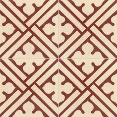 Carreaux de ciment - Les motifs - Couleurs & Matières