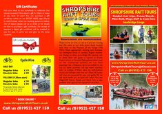 Boat Hire, Canoe And Kayak, The Iron Bridge, River Severn, Float Trip, Certificates Online, Sustainable Tourism, Beautiful Sites