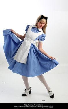 Alice9 by faestock