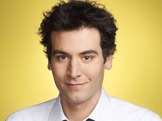 Josh Radnor. I love Ted! (How I Met Your Mother)