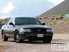 Crown Victoria Project Update