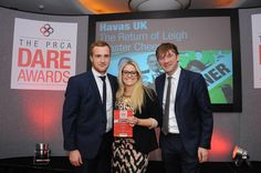 Havas UK win at DARE North in Leeds