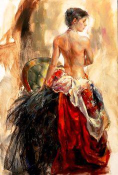 Anna Razumovskaya art