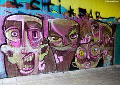 Graffiti Duisburg (D) February 2013 art kunst streetart Ruhr Duitsland Germany Photo by: Jascha Hoste