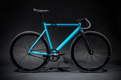 State Bicycle Co. 6061 Black Label - Laguna Blue
