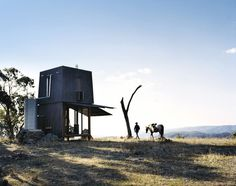–Little outpost off the grid.